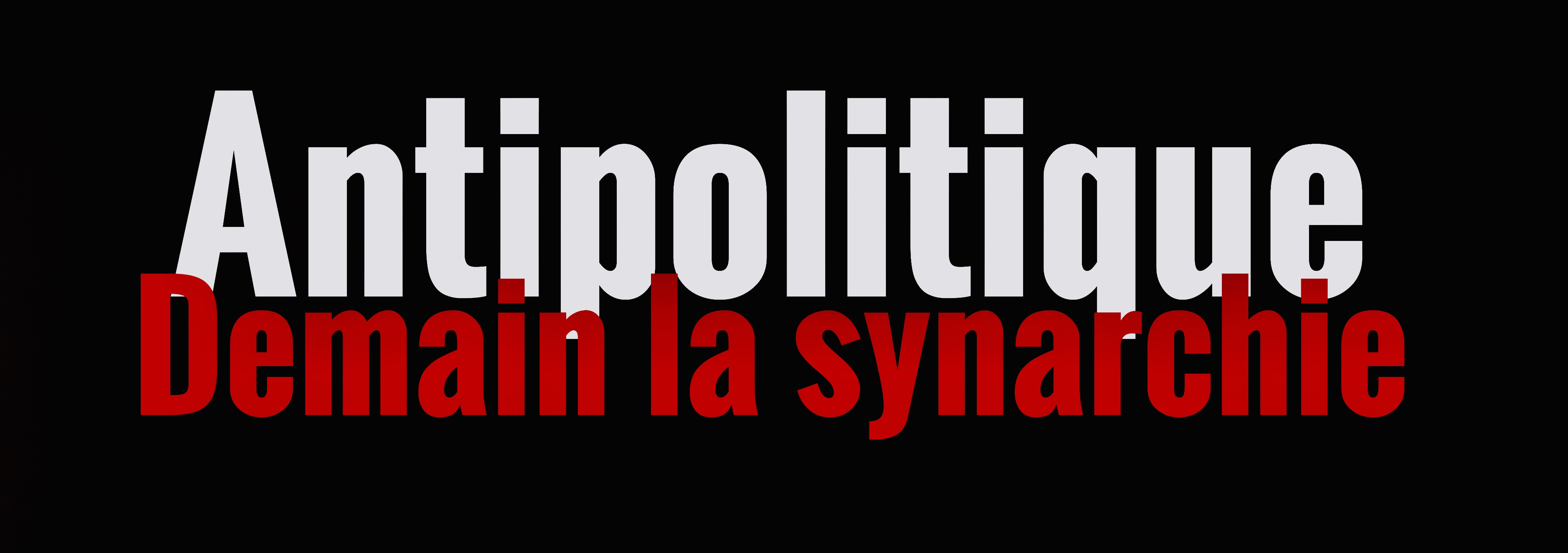 Antipolitique